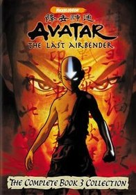 avatar: The Last Airbender book 3