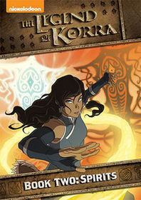 The Legend of Korra Book 2: Spirits