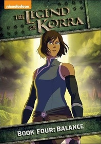 the legend of korra book 4: Balance