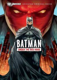 Batman under the red hood movie poster 2010 1020696292