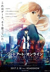 Sword Art Online Movie: Ordinal Scale