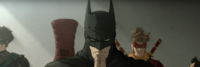 Batman ninja slice